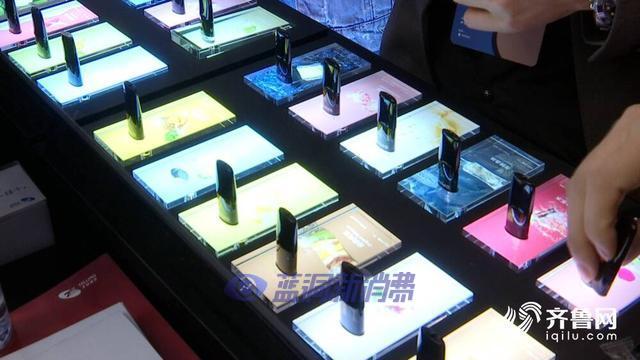 山东电视台报道济南电子烟展:电子烟企业和烟民赞成室内禁烟
