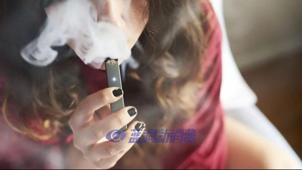 """深扒青少年""""电子烟使用率显著上升""""背后利益链"""