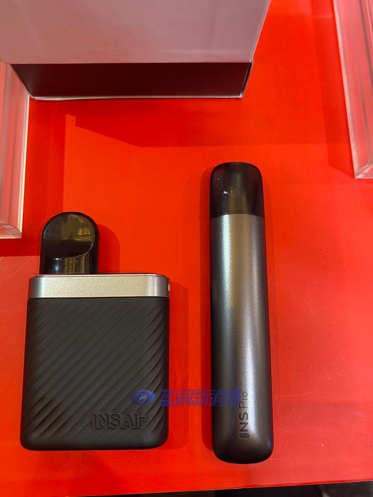 济南站探展INS电子烟:全系列产品亮相吸引人流 将推出换弹新品