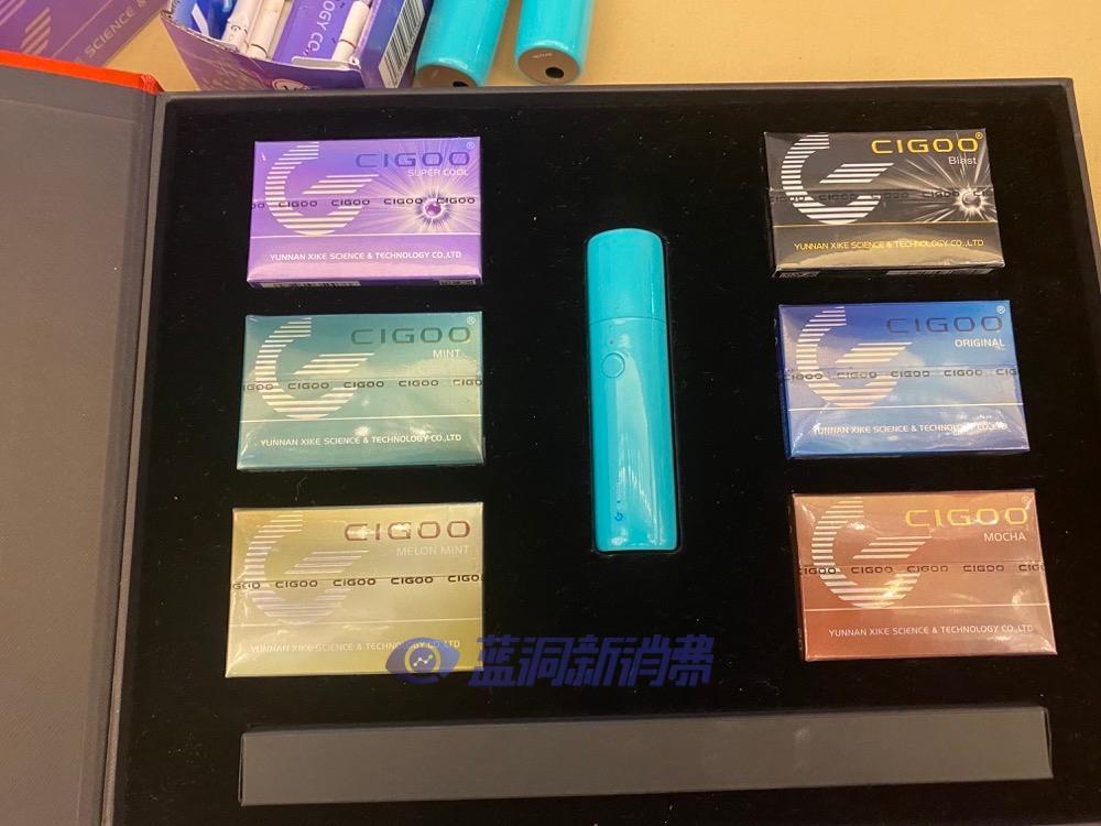 沈阳站探展喜科:国内首家颗粒发烟、一体成型低温制品的品牌
