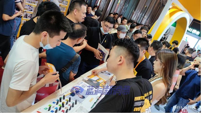 COEE可逸广州站携20万开业礼包开启招商  现场签约63家门店
