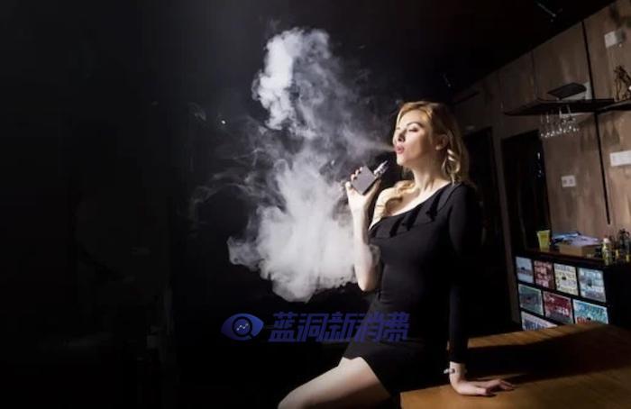 电子烟正进入海外影视植入:已成现代社会流行文化基本特征